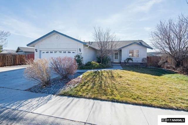 1310 Goldbug Court, Gardnerville, NV 89460 (MLS #170017110) :: Chase International Real Estate