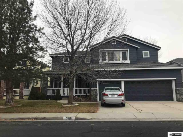 3210 Eaglewood Drive, Reno, NV 89502 (MLS #170017327) :: Ferrari-Lund Real Estate