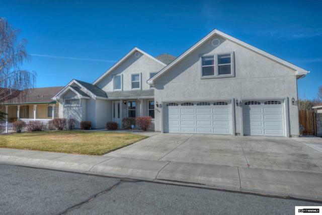 1768 Empire Ranch, Carson City, NV 89701 (MLS #170017360) :: Marshall Realty