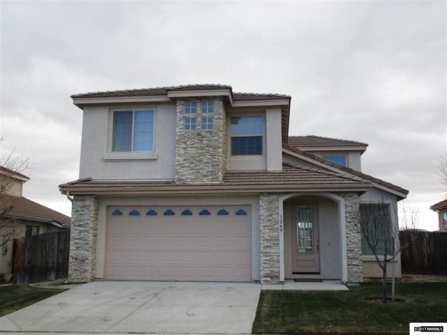 1269 Flintwood Drive, Carson City, NV 89703 (MLS #170017363) :: Marshall Realty