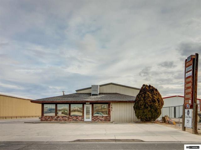 141 -153 Industrial Way, Fallon, NV 89406 (MLS #170017453) :: Marshall Realty