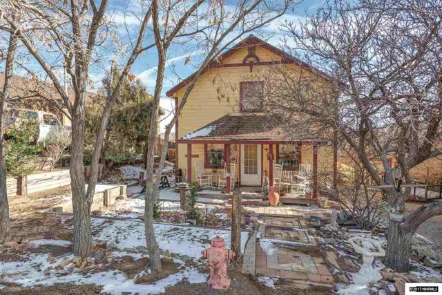 195 S I St, Virginia City, NV 89440 (MLS #170017471) :: The Matt Carter Group | RE/MAX Realty Affiliates