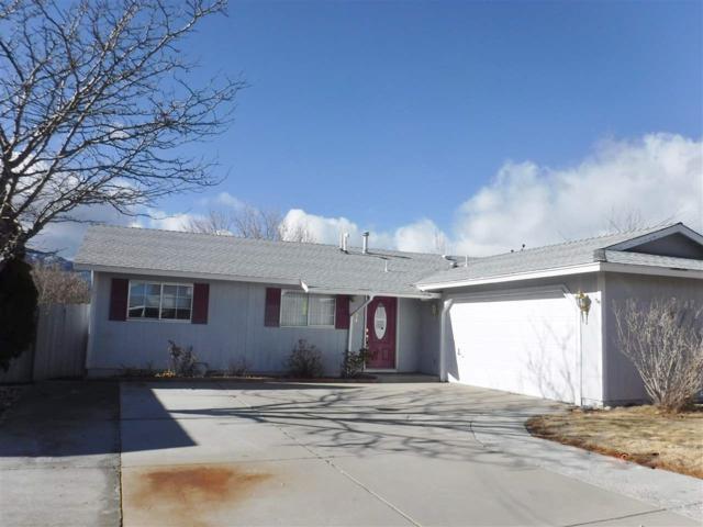 1294 La Loma Drive, Carson City, NV 89701 (MLS #180000094) :: Marshall Realty