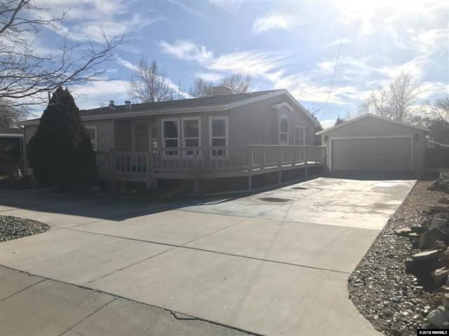 2627 E Nye Lane, Carson City, NV 89706 (MLS #180000109) :: Marshall Realty