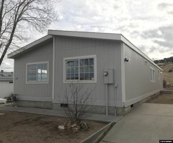 275 Miriam Way, Moundhouse, NV 89706 (MLS #180000155) :: RE/MAX Realty Affiliates