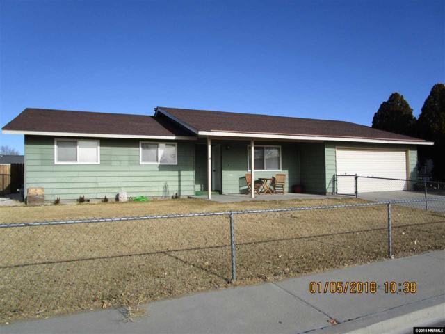 940 Concord Ave, Fallon, NV 89406 (MLS #180000164) :: RE/MAX Realty Affiliates