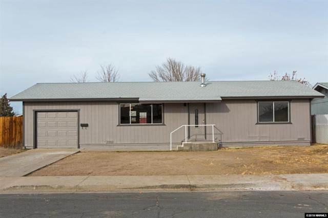1060 Lee Avenue, Fallon, NV 89406 (MLS #180000169) :: RE/MAX Realty Affiliates