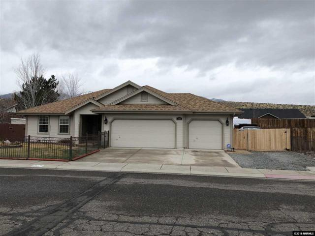 3358 Coloma Dr., Carson City, NV 89705 (MLS #180000310) :: RE/MAX Realty Affiliates