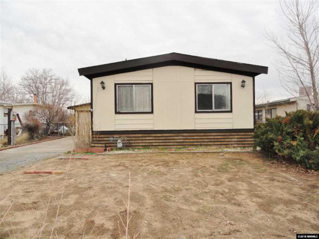 3438 Basalt Dr, Minden, NV 89705 (MLS #180000369) :: Chase International Real Estate