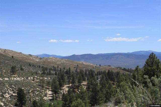 Clear Creek (17.25 Acres) Portion E1/2 Ne1/4 Sec 34 15/19, Carson City, NV 89705 (MLS #180000421) :: Mike and Alena Smith | RE/MAX Realty Affiliates Reno