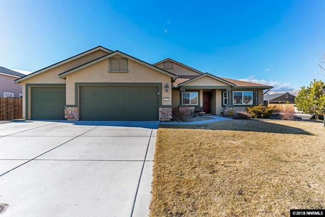 125 Bethpage Drive, Dayton, NV 89403 (MLS #180000428) :: Marshall Realty