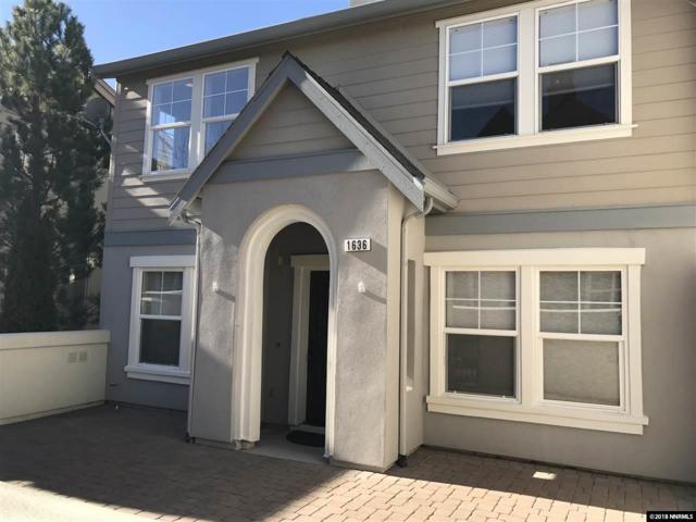 1636 Springhill Drive, Reno, NV 89523 (MLS #180000432) :: Ferrari-Lund Real Estate