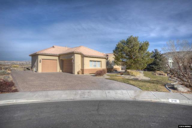 210 Meadow Edge Ct, Reno, NV 89502 (MLS #180000468) :: Marshall Realty