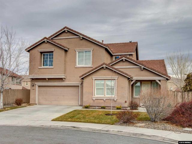 2535 Seven Pines Court, Reno, NV 89521 (MLS #180000486) :: Ferrari-Lund Real Estate