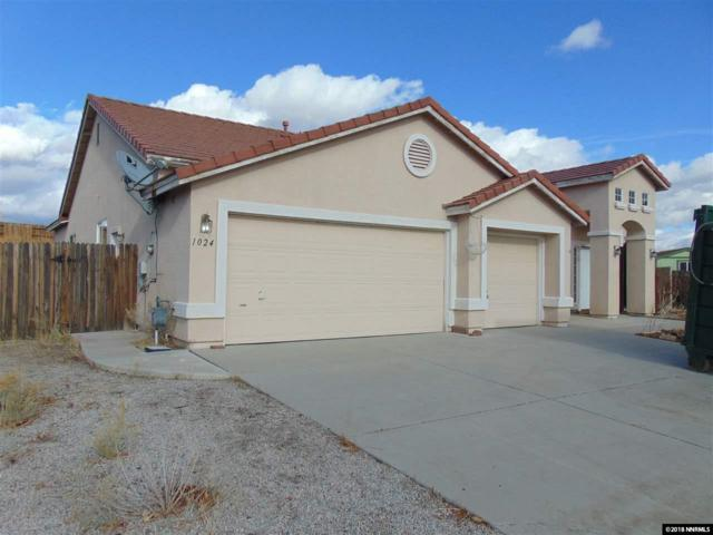 1024 Haywood Ct, Dayton, NV 89403 (MLS #180000529) :: Marshall Realty