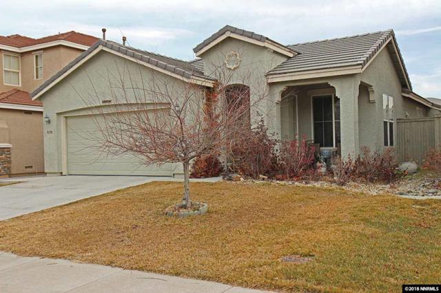 9170 Jack Hammer Dr., Reno, NV 89521 (MLS #180000536) :: Ferrari-Lund Real Estate