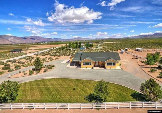 60 Yellow Sage Rd, Wellington, NV 89444 (MLS #180000547) :: RE/MAX Realty Affiliates
