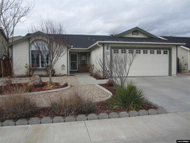 545 Rawe Peak, Dayton, NV 89403 (MLS #180000569) :: Marshall Realty
