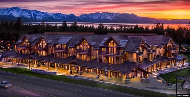 4101 Lake Tahoe Blvd. #313, South Lake Tahoe, CA 96150 (MLS #180000572) :: Marshall Realty