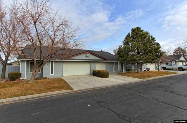 1294 Alicia Circle 1 & 2, Gardnerville, NV 89460 (MLS #180000584) :: Marshall Realty