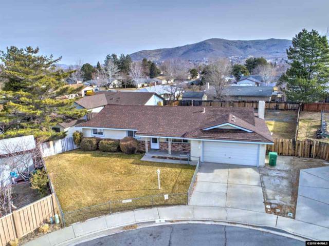 4 Wilson Ct, Carson City, NV 89701 (MLS #180000606) :: Chase International Real Estate