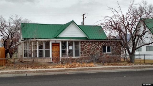 124 W 2nd Street, Battle Mountain, NV 89820 (MLS #180000614) :: Marshall Realty