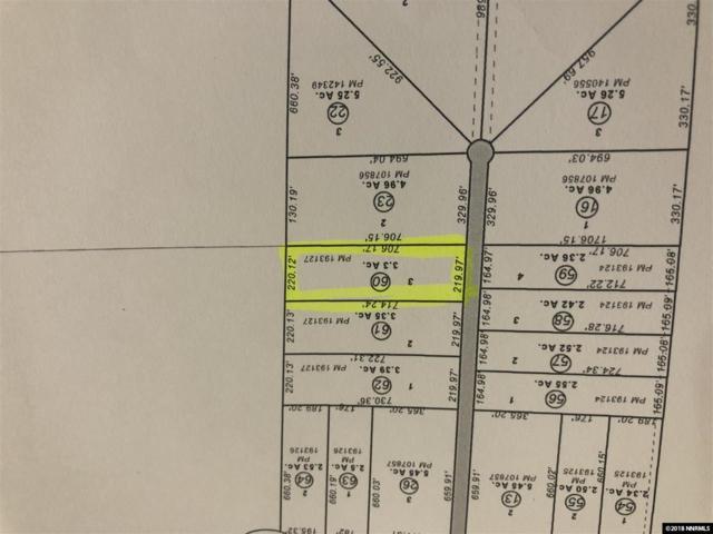 2280 Hillcrest Road Par 3, Fernley, NV 89408 (MLS #180000623) :: Marshall Realty