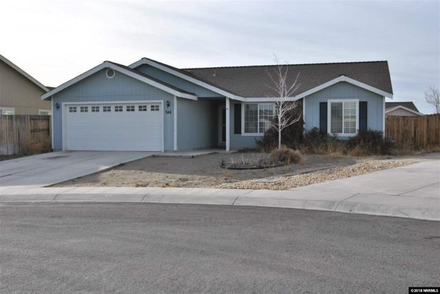 544 Brick Oven Court, Fernley, NV 89408 (MLS #180000642) :: Angelica Reyes Team
