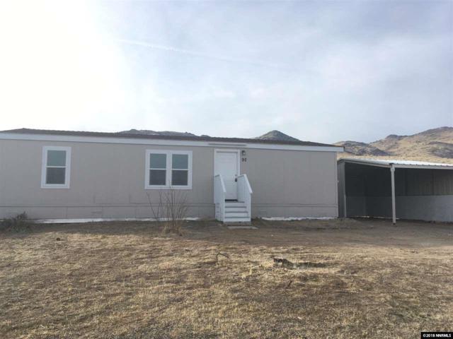 92 Rose Peak Rd, Dayton, NV 89403 (MLS #180000656) :: Chase International Real Estate