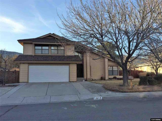 1840 Chaise Dr, Carson City, NV 89703 (MLS #180000659) :: Chase International Real Estate