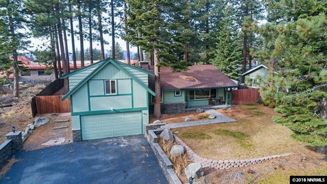 164 Pine Ridge, Stateline, NV 89449 (MLS #180000662) :: Marshall Realty