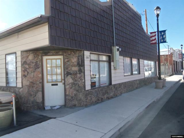 190 E Center Street #190, Fallon, NV 89406 (MLS #180000704) :: Marshall Realty