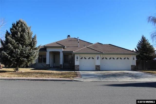 580 Oxford Court, Carson City, NV 89703 (MLS #180000725) :: Chase International Real Estate