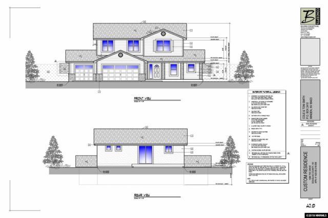 1088 Tee Drive, Minden, NV 89423 (MLS #180000729) :: Chase International Real Estate