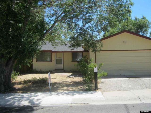 937 Tourmaline, Carson City, NV 89705 (MLS #180000734) :: Chase International Real Estate