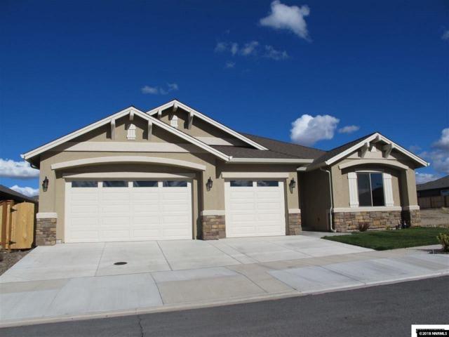 1349 Cedar Creek, Gardnerville, NV 89460 (MLS #180000759) :: Chase International Real Estate