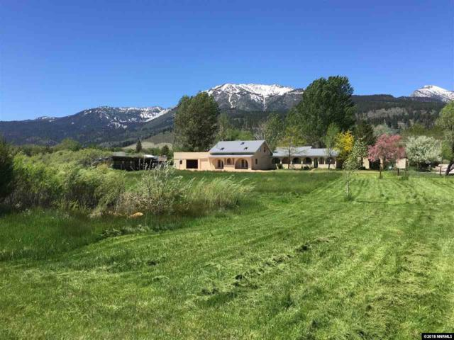 40 Middlefield Place, Washoe Valley, NV 89704 (MLS #180000812) :: RE/MAX Realty Affiliates