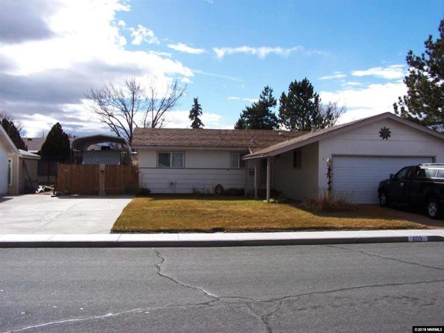 609 Sonoma, Carson City, NV 89701 (MLS #180000836) :: RE/MAX Realty Affiliates