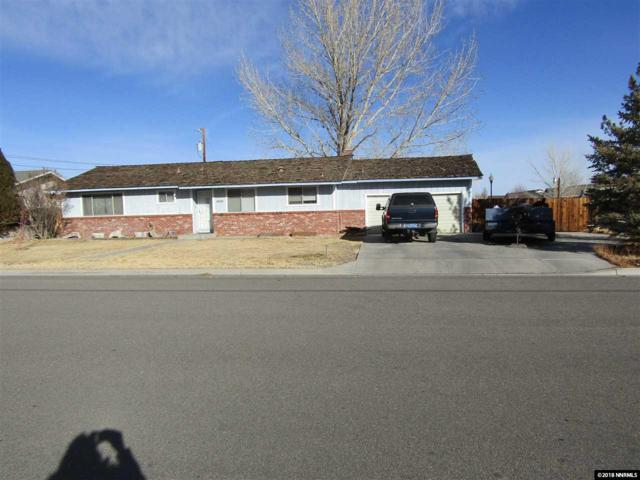 430 Pearl St., Yerington, NV 89447 (MLS #180000852) :: RE/MAX Realty Affiliates