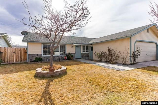 997 Lindsay Lane, Carson City, NV 89706 (MLS #180000937) :: RE/MAX Realty Affiliates