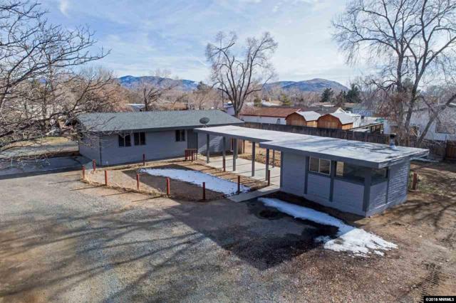 2525 Larry Circle, Carson City, NV 89706 (MLS #180001045) :: Marshall Realty