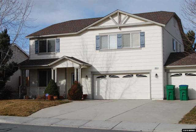 461 Golden Vista Ave, Reno, NV 89506 (MLS #180001100) :: The Matt Carter Group | RE/MAX Realty Affiliates