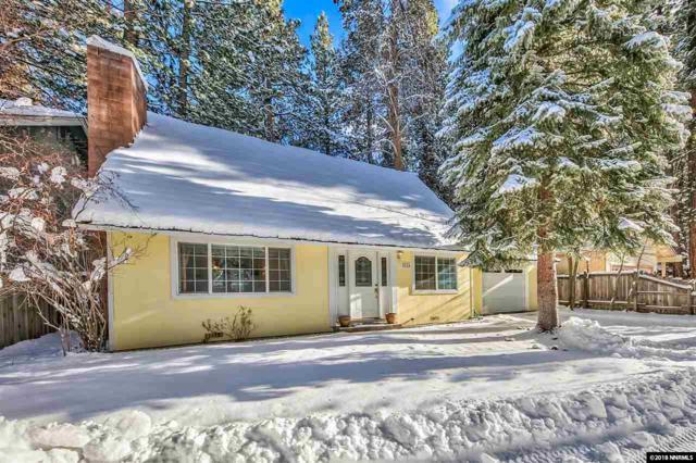 2314 Montana Ave., South Lake Tahoe, CA 96150 (MLS #180001164) :: Marshall Realty
