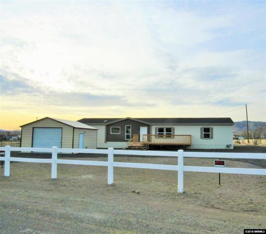 5495 Navajo Tr., Stagecoach, NV 89429 (MLS #180001198) :: Marshall Realty