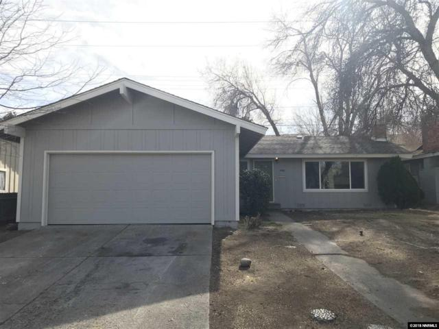 1480 Elizabeth St, Reno, NV 89509 (MLS #180001283) :: Mike and Alena Smith | RE/MAX Realty Affiliates Reno