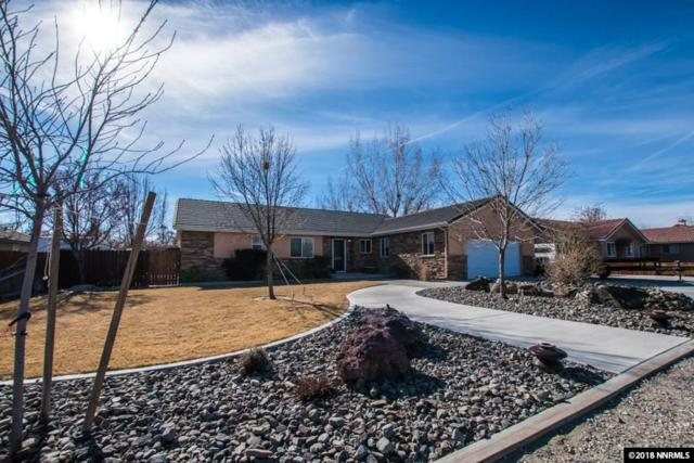 271 Carson River Drive, Fallon, NV 89406 (MLS #180001289) :: Marshall Realty