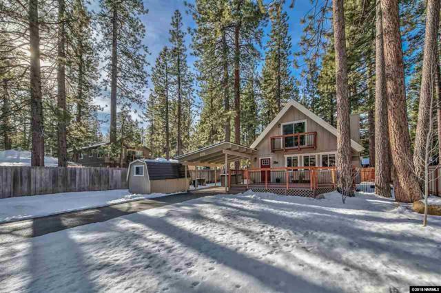 828 Julie Lane, South Lake Tahoe, CA 96150 (MLS #180001298) :: Marshall Realty