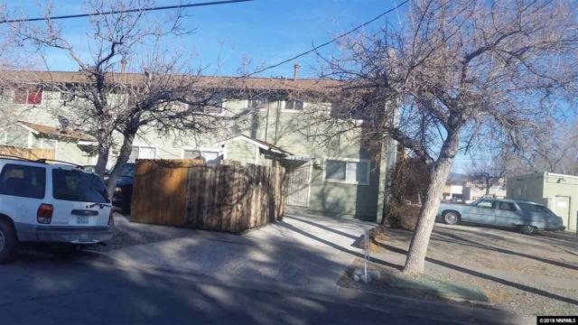 1291 Nevada, Carson City, NV 89701 (MLS #180001324) :: RE/MAX Realty Affiliates