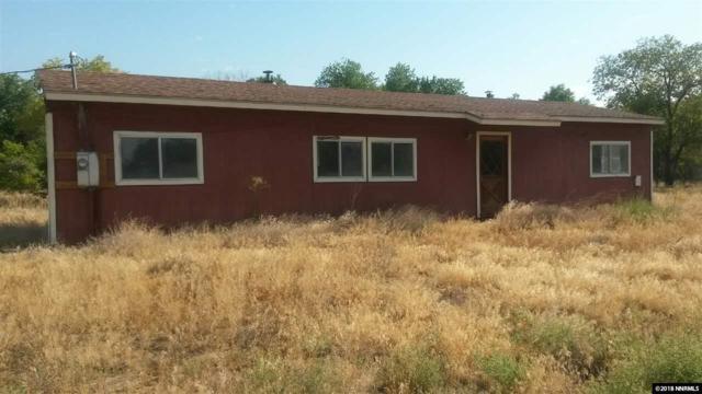 5780 Reno Hwy, Fallon, NV 89406 (MLS #180001393) :: RE/MAX Realty Affiliates