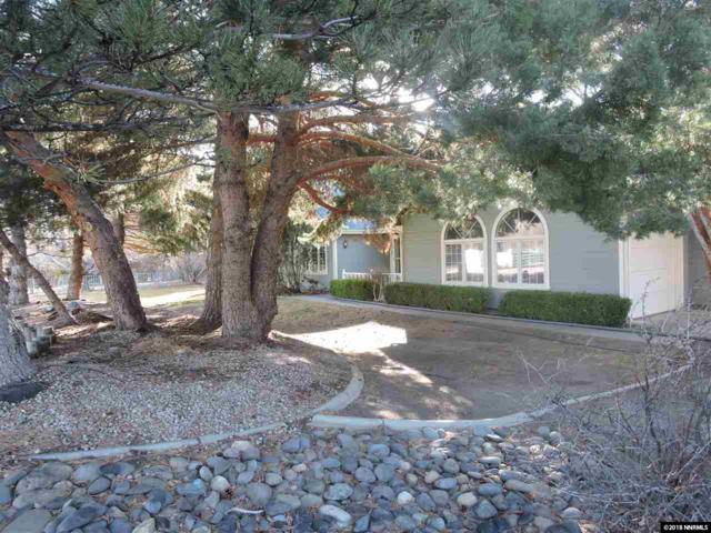 2089 Ash Canyon Rd, Carson City, NV 89703 (MLS #180001433) :: Marshall Realty